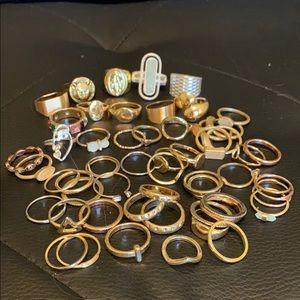 Fashion Ring Bundle